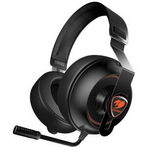 Headset Gamer Cougar Phontum Essential, Black | R$290