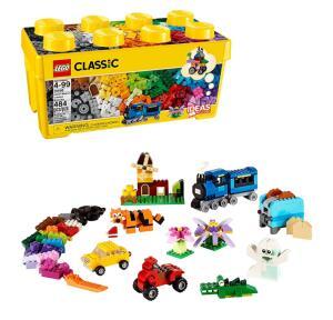 [Prime] Lego Classic Caixa Média de Peças Criativas LEGO® 10696