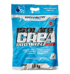 Isolate Crea Protein Refil - 1800G Baunilha - Body Nutry | R$ 68,4