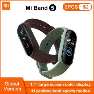 Xiaomi mi band 5 versão global | R$ 151