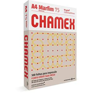 [PRIME - APP] 2 Resmas A4 Chamex Papel Marfim 72 | R$ 30