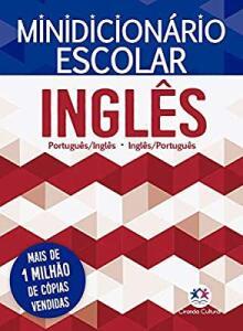 Minidicionário escolar Inglês Português/Inglês - Inglês/Português | R$2,04