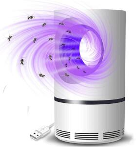 Armadilha elétrica interna para mosquitos USB Power Insect Mosquito Killer R$94
