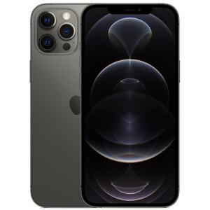"iPhone 12 Pro Max 256GB Grafite iOS 5G Wi-Fi Tela 6.7"" Câmera - 12MP + 12MP + 12MP + Sensor LiDAR - Apple R$9300"