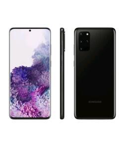 ( Cliente Ouro ) R$ 2872 Smartphone Samsung Galaxy S20+ 128GB Cosmic Black - 8GB RAM - R$2873