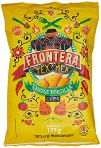 [PRIME] [5 uni. R$30] Tortilla Chips Queijo Frontera 125g | R$ 6,00