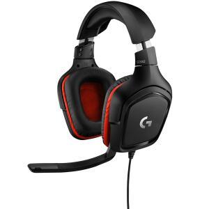 Headset Gamer Logitech G332, Stereo, Drivers 50 mm, Multi-Plataforma R$260