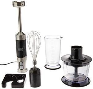 BLACK+DECKER Mixer Vertical Fusion Mix 600W MK600-BR - R$234