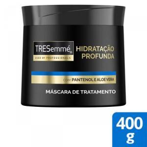 TRESEMME MASCARA DE TRATAMENTO HIDRATACAO PROFUNDA 400G | R$7,90