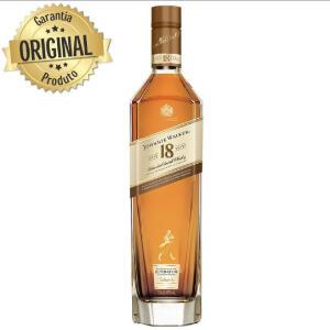 Whisky Escocês Johnnie Walker 18 Anos Garrafa 750ml | R$331