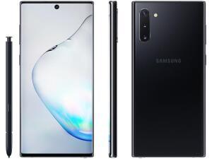 [APP] Smartphone Galaxy Note 10 256GB Preto 4G | R$2384