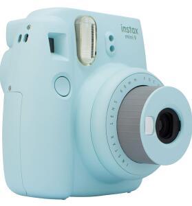 Câmera Instantânea Instax Mini 9, Fujifilm, Azul Acqua | R$359