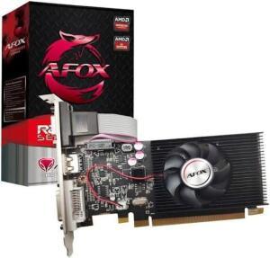 [Cliente Ouro] Placa de Vídeo Afox Radeon R5 220 2GB DDR3 - 64 bits R5 220 | R$190