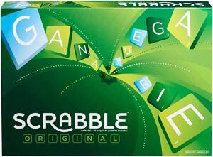 Jogo Scrabble Original Mattel | R$72