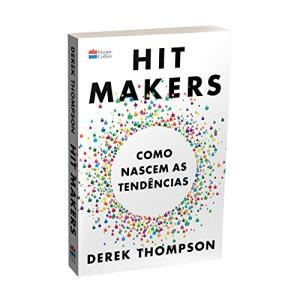 Livro - Hit makers | R$28