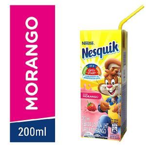 [Recorrente ] Bebida Láctea, Nesquik, Morango, 200 ml | R$ 1,14