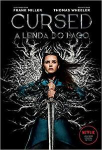 Cursed – A lenda do lago: Sobrecapa da série Netflix | R$33