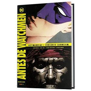 Antes de Watchman. Ozymandias | R$43
