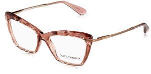 Óculos de Grau Dolce & Gabbana DG5025 3133 Transparente | R$603