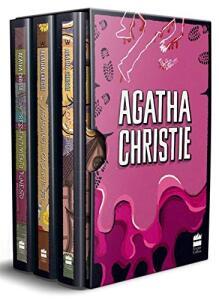 Coleção Agatha Christie - Box 7 | R$48