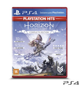 Jogo Horizon Zero Dawn Complete Edition Hits | R$48