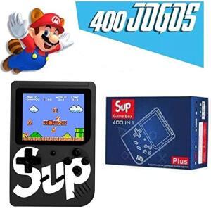 Vídeo Game Portátil 400 Jogos Internos Mini Game Sup | R$40