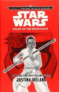 Journey to Star Wars: The Rise of Skywalker Spark of the Resistance (Inglês) Capa dura – Ilustrado R$31