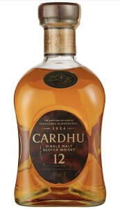 Whisky Cardhu 12 Anos, 1L R$269
