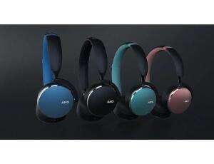 Fone Estereo Bluetooth On Ear AKG Y500 - Samsung - R$399