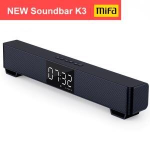 Soundbar K3 MIFA Bluetooth Speaker com Display Digital - R$239