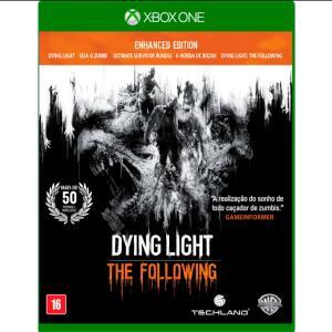 Jogo: Dying Light: Enhanced Edition - Xbox One | R$116