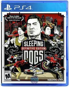 [PS4] Jogo Sleeping Dogs: Definitive Edition   R$15