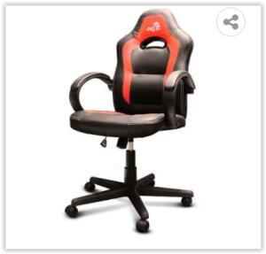 Cadeira Gamer ELG Racing com Apoio para Cervical | R$ 738