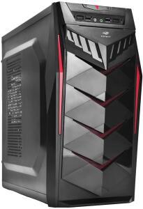 Gabinete Gamer Mt-G70 Bk S/Fonte C3TECH | R$ 170