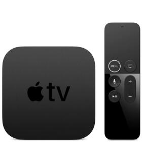 Apple TV 4K de 32GB   R$1099