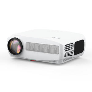 Projetor Blitzwolf® BW-VP6 LCD 6000 Lumens Full HD com Speaker | R$999