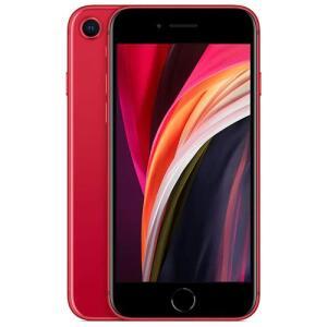 "iPhone SE Apple 64GB RED, Tela Retina HD de 4.7"", Câmera Traseira 12MP | R$ 2650"