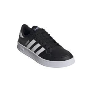 Tênis Adidas Breaknet Masculino - Preto e Branco | R$ 130