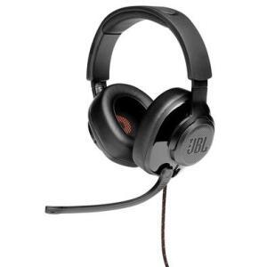 Headset Gamer JBL Quantum 200, Drivers 50mm, Preto | R$243