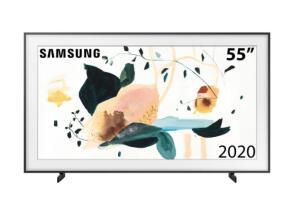 "Smart TV QLED 55"" UHD 4K Samsung The Frame QN55LS03T | R$5218"
