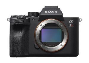 Câmera Mirrorless Sony Alpha 7RIV (corpo) Full frame 61 megapixel com gravação 4K (A7R4) | R$ 23000