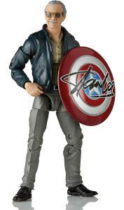 Boneco Marvel Legends Stan Lee - E9658 - Hasbro | R$ 150