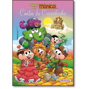 Turma da Mônica - contos da carochinha | R$31