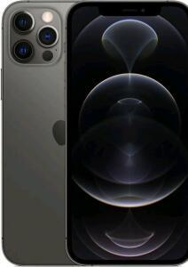 [Descrição] Iphone 12 PRO Apple 128GB iOS Grafite Câmera Tripla 12MP | R$7.200