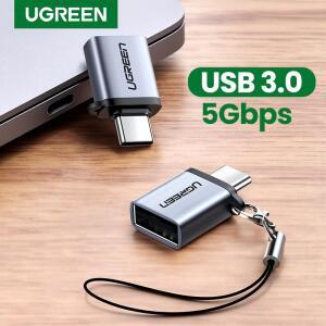 Adaptador Ugreen Tipo C para USB 3.0 | R$28