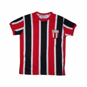 Camisa Liga Retrô Botafogo SP 1977 - Vermelho e Preto | R$84