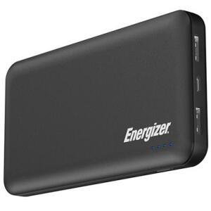 Carregador Portátil Energizer High-Tech, 10000mAh - UE10025QCBK | R$100