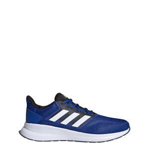 Tênis Adidas Runfalcon Masculino - Azul Royal e Branco (Nº44) R$104