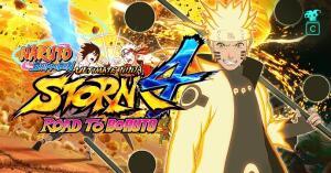 NARUTO SHIPPUDEN: Ultimate Ninja STORM 4 Road to Boruto | R$57