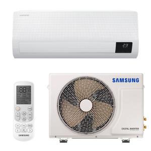 Ar Condicionado Split High Wall Digital Inverter Samsung WindFree Quente e Frio 9000 BTUs - R$1992